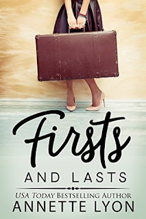 Heidi Reads... Firsts and Lasts by Annette Lyon