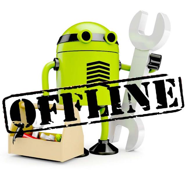 4 Aplikasi Android Offline Keren Nikmati Tanpa Kuota Internet