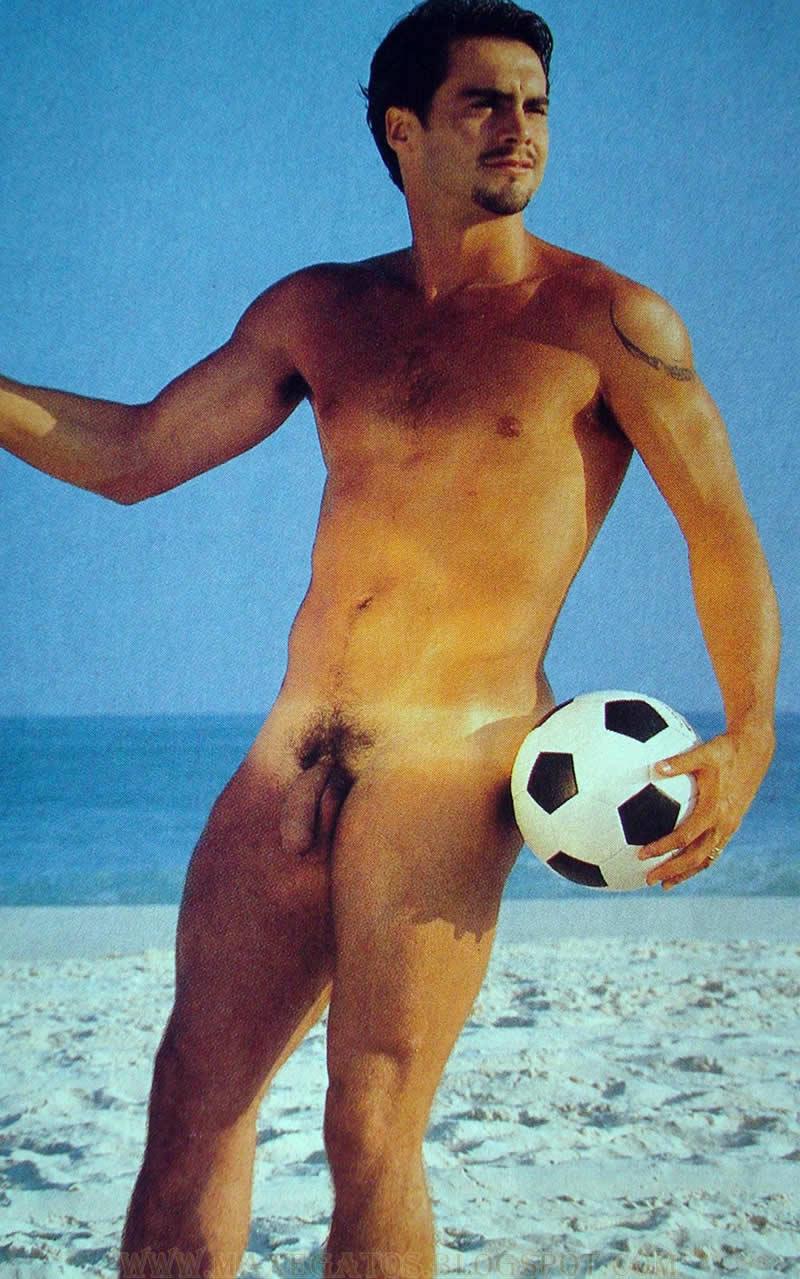 from Rocky bruno brazilian football gay magazine