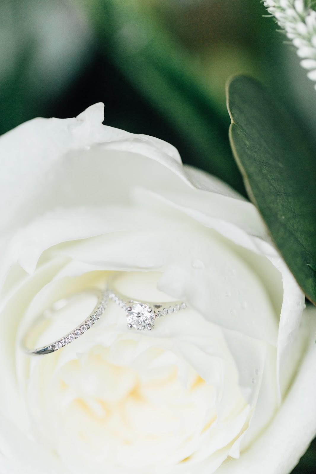 Romantic and Rainy Fall Washington Wedding by Something Minted Photography