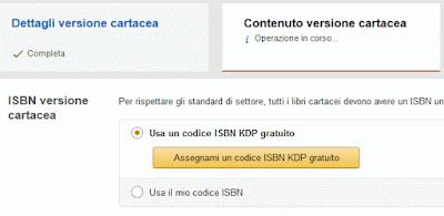 ISBN versione cartacea