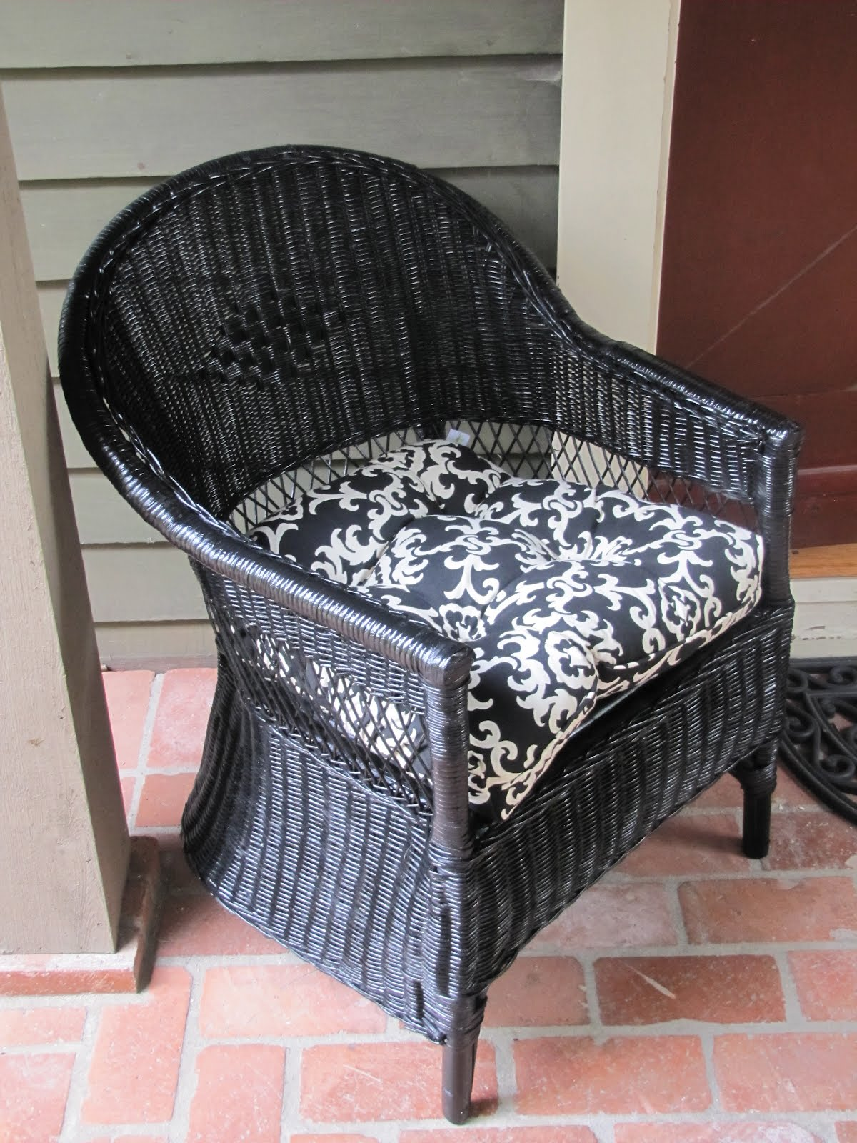 Homemade Beauties By Heidi Trash To Treasure Patio Furniture