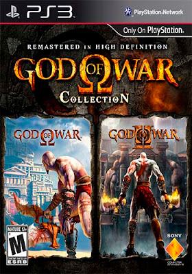God of War Collection PS3 Torrent