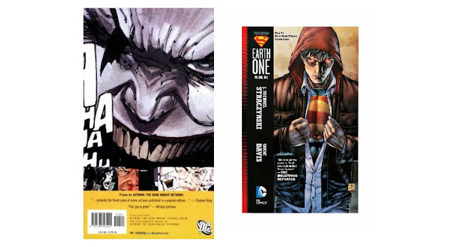 Superhero Graphic Novels