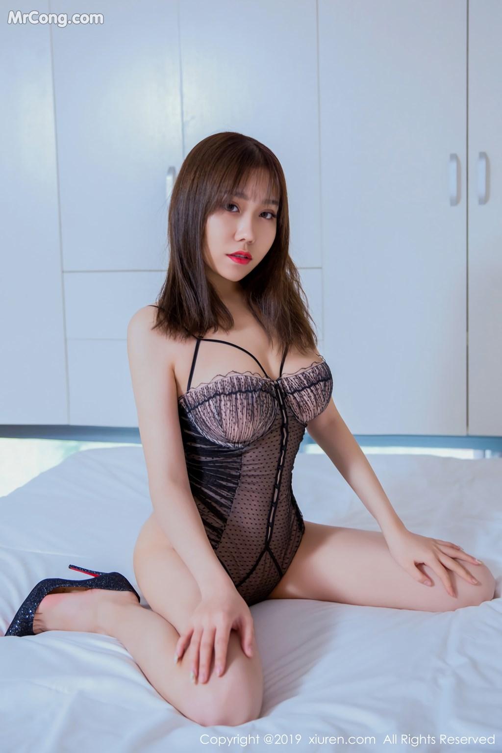 Image XIUREN-No.1333-Xiao-Mian-Mian-MrCong.com-010 in post XIUREN No.1333: Xiao Mian Mian (小绵绵) (41 ảnh)
