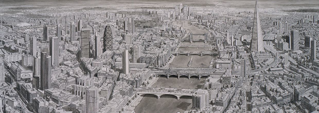 10-City-in-Britain-Stefan-Bleekrode-Detailed-Architectural-Drawing-from-the-Imagination-www-designstack-co