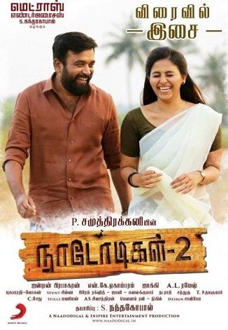 Naadodigal 2 (2020) Tamil 720p HDRip 1.3GB ESubs