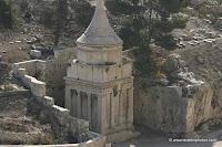 ירושלים בתמונות: יד אבשלום
