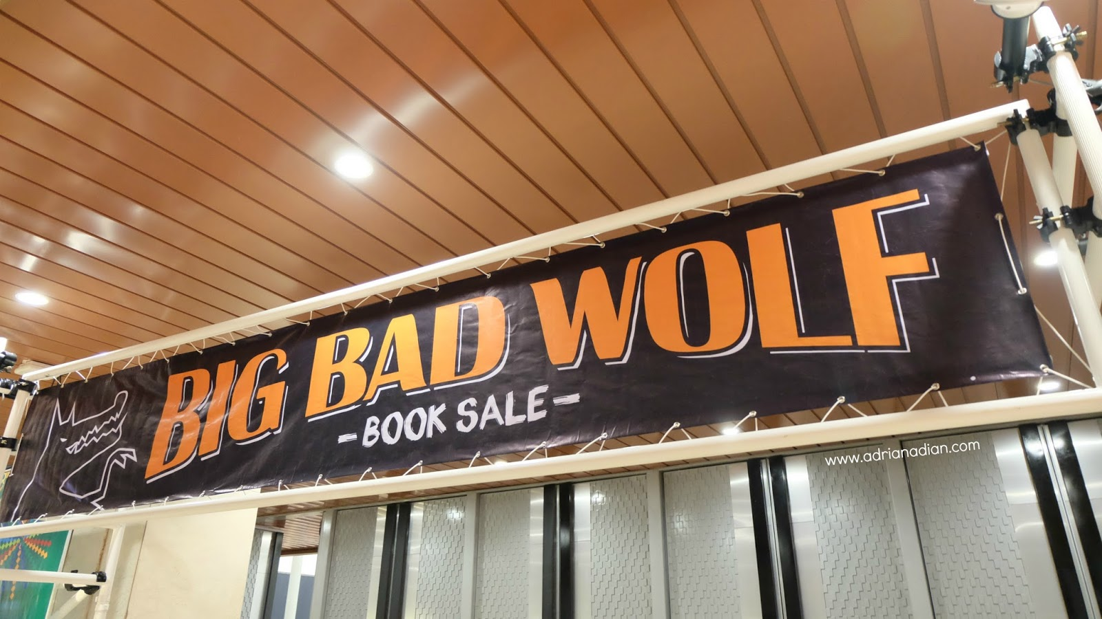 Ada apa di Big Bad Wolf 2017