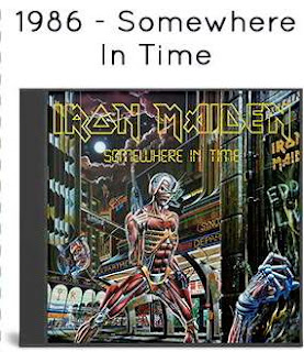 1986 - Somewhere In Time