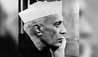 भारत के पहले प्रधानमंत्री पंडित जवाहर लाल नेहरू