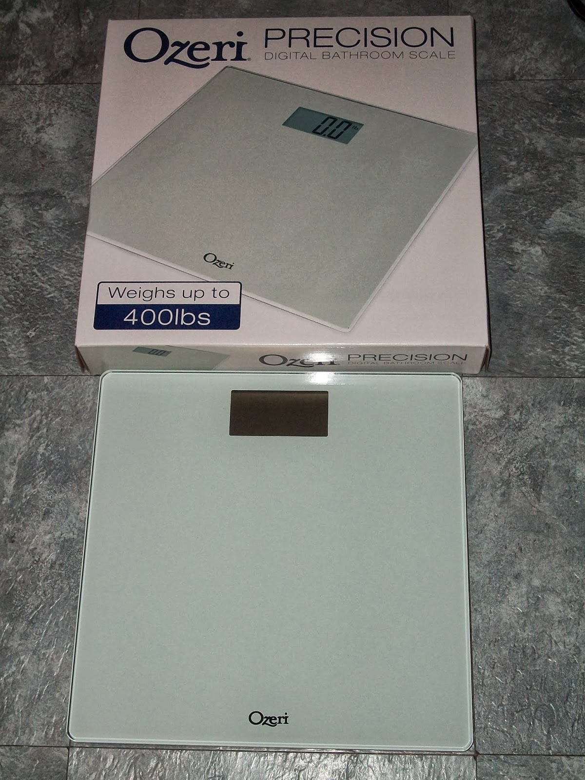 The New Ozeri Precision Digital Bath Scale Review