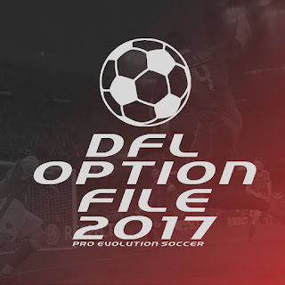 PES 2017 PS4 DFL Option File 2017 by Cristiano92