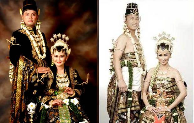 Suku Jawa merupakan suku mayoritas masyarakat Indonesia Pakaian Adat Jawa Tengah : Keseharian dan Pakaian Pengantin