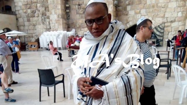 Buhari vs Atiku: 'I am coming to Nigeria' – Nnamdi Kanu reveals why Saturday election may not hold