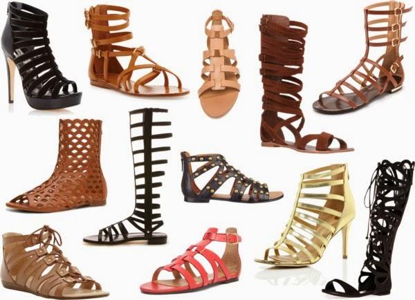 9f0bf4e7e9 Mas lembre-se  um look harmonioso é sempre a melhor opção. se a sandália  tiver uma cara pesada