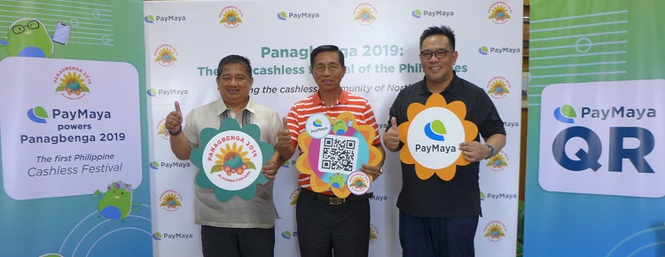 Panagbenga 2019 Is the PH's First 'Cashless' Festival – PayMaya