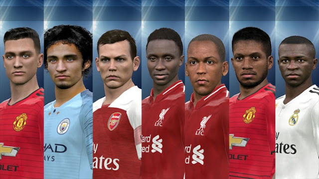 PES 2015 NEW PATCH FOR SEASON 2019 | FULL