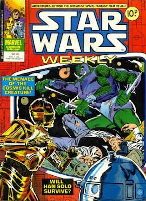 Star Wars Weekly #40