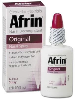 Harga Afrin Nasal Spray Terbaru 2017