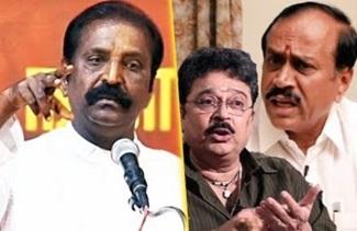 Vairamuthu Angry Speech against H Raja & SV Sekar | Periyar