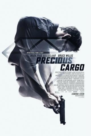 Precious Cargo [2016] [DVDR] [NTSC] [Latino]