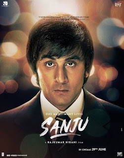 latest sanju movie poster