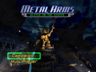 Metal Arms: Glitch in the System Www.JuegosParaPlaystation.Com Ps2 Ntsc Descargar Iso Gratis PlayStation 2
