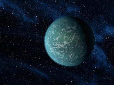 Kepler 22b, una supertierra melliza de la Tierra y gemela del Namekusei de Dragon Ball
