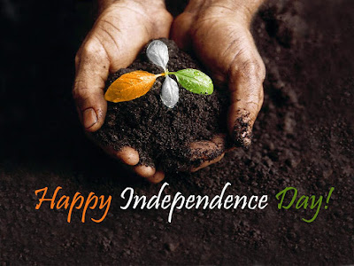 Best Wishes of independence