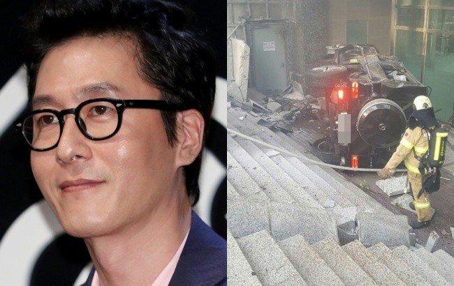 Pelakon Korea Selatan Kim Joo-hyuk Kemalangan Kereta. Meninggal berumur 45 Denai Borneo