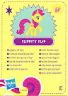 MLP Wave 5 Flippity Flop Blind Bag Card