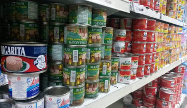 Sueldo mínimo solo alcanza para comprar una lata de atún