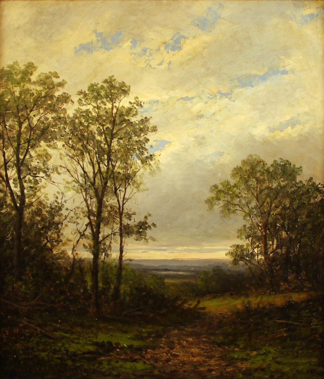 19th century American Paintings: August 2012