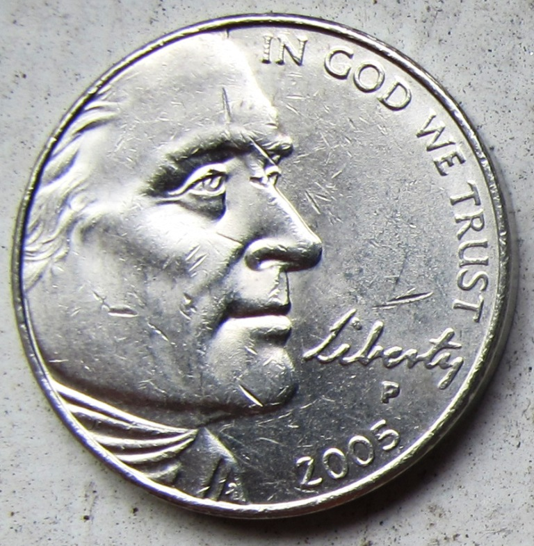 Is A 2005 Buffalo Nickel Worth More Than 5 Cents?