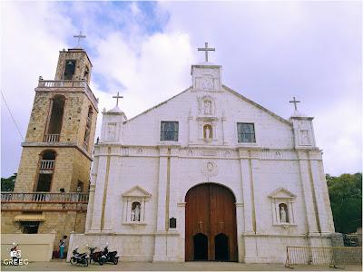 Bantayan Island Church