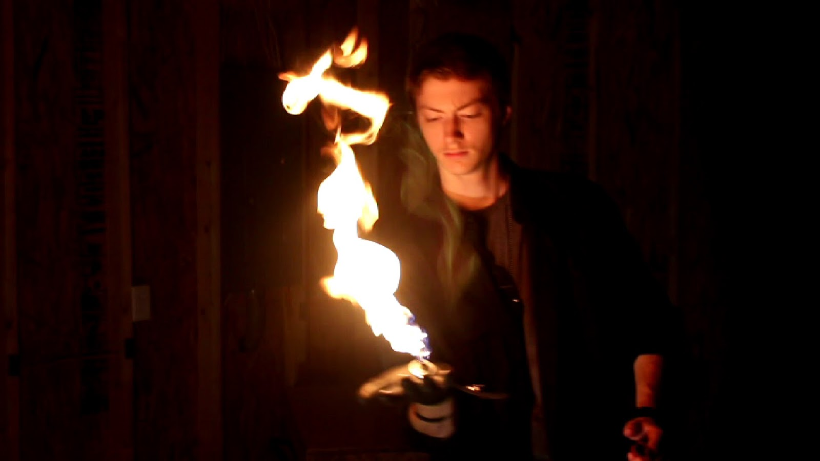 Jake Makes: Butane Wrist Mounted Flamethrower