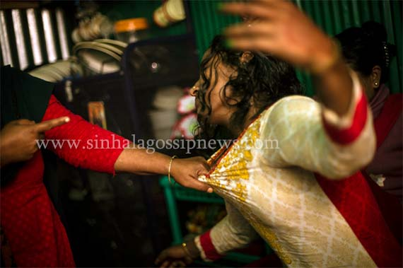Heartbreaking photos show what it's like living in a walled city of a brothel - Sinhala Gossip News Exclusive