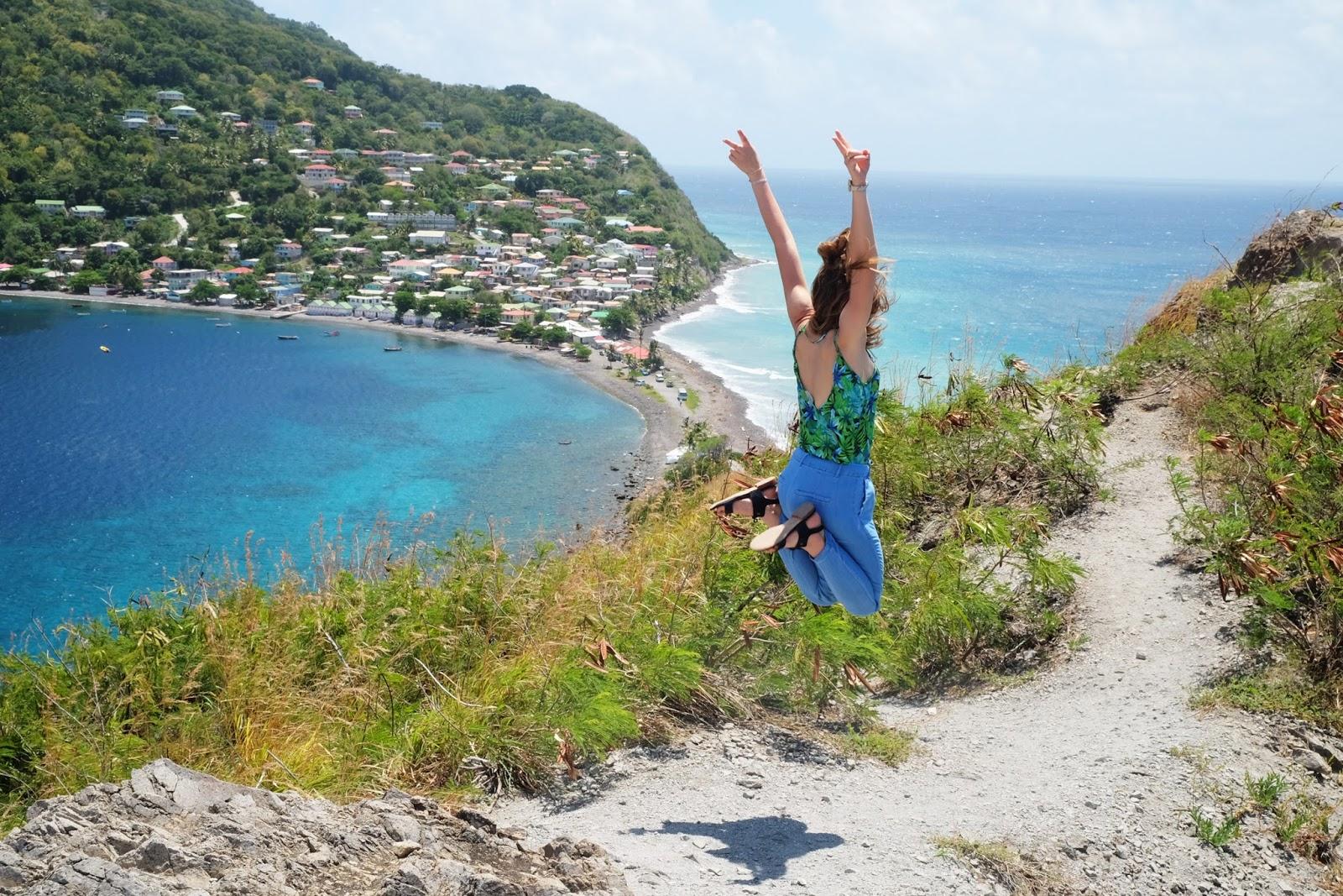 Dominique, l'île nature des Caraïbes