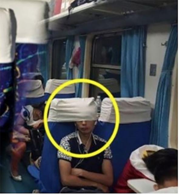 Esta es la real función de las fundas en asientos del bus