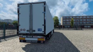 Trailer Kogel Mod for 1.28