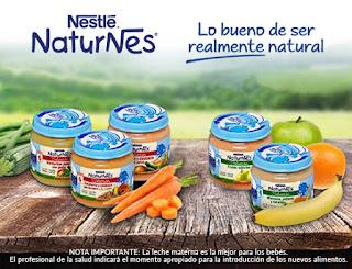 Prueba tarritos Nestlé Naturnes Selección