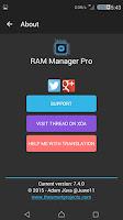 ram manager pro gratis