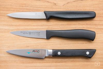 Contoh Gambar Paring Knife / Pisau Ukir