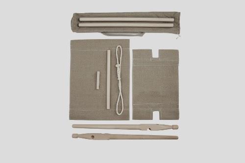 la maison d 39 anna g safari daybed by ogk. Black Bedroom Furniture Sets. Home Design Ideas