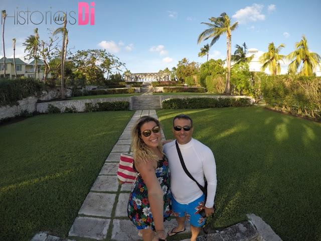 Roupas leves - Bahamas