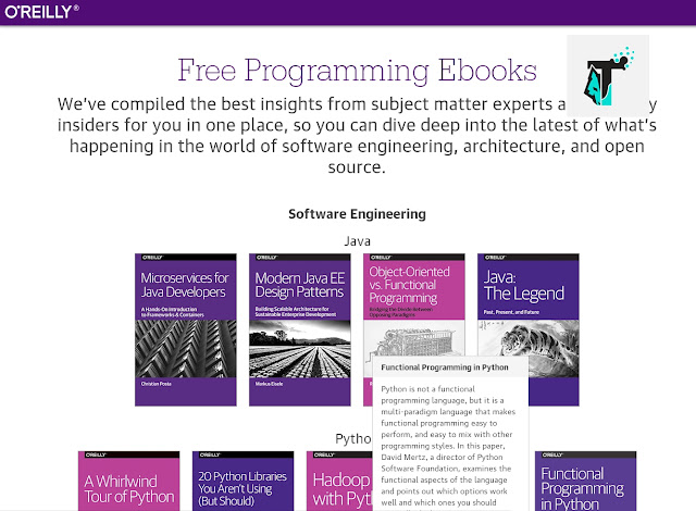 Situs Web Terbaik Untuk Download Ebook Programming Gratis