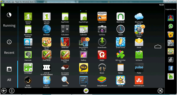 Top 7 Best Android Emulator For Windows 7/8/9/10