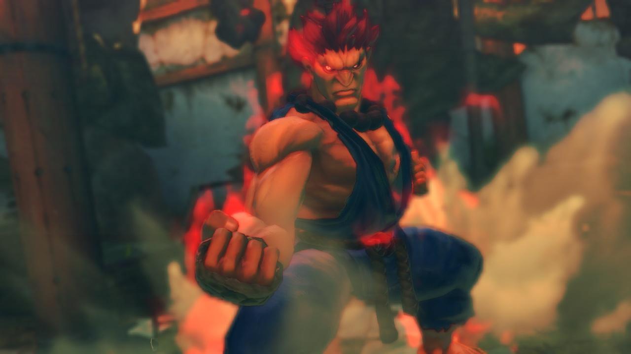 street fighter akuma video - photo #20