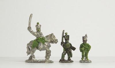 Light infantry command: